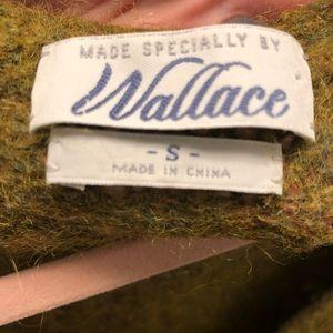 """Madewell """"Wallace"""" green cardigan"""